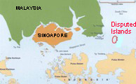 Click here for an enlarged version of this map of the Straits of Singapore